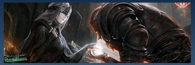 معرفی شخصیت های بازی دارک سولز 3 / Fire Keeper