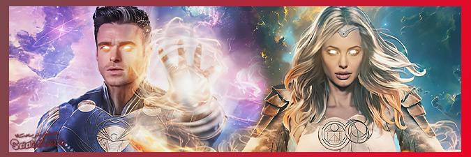 معرفی فیلم های فاز چهارم دنیای سینمایی مارول / Eternals(2021)