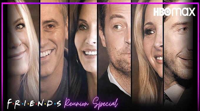 مورد انتظارترین سریال های 2021 / Friends: The Reunion