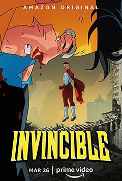 بررسی انیمیشن سریالی Invincible
