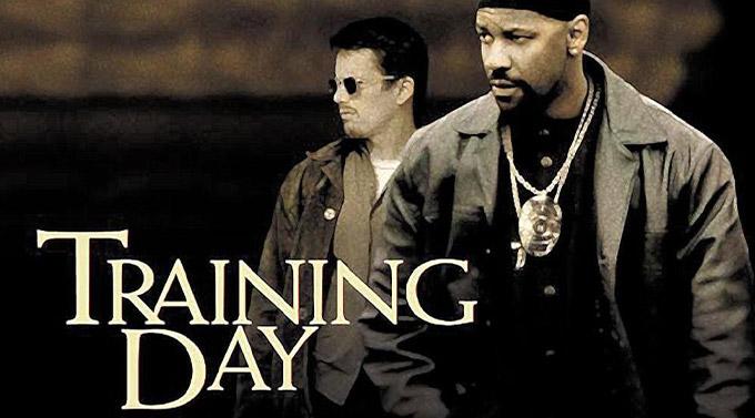 3: Training Day (2001)