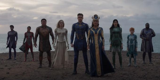 مورد انتظارترین فیلم های 2021 /Eternals