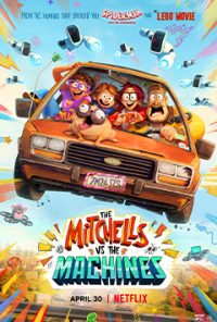 انیمیشن The Mitchells vs the Machines