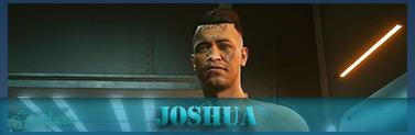 ماموریتهای فرعی مرتبط با شخصیت JOSHUA