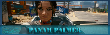 ماموریتهای فرعی مرتبط با شخصیت Panam