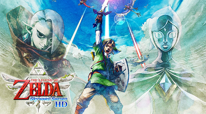 مورد انتظارترین بازی های سال 2021 / The Legend of Zelda: Skyward Sword HD