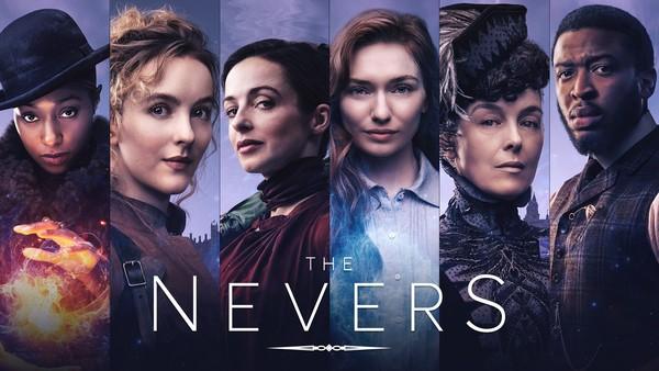 بررسی سریال The Nevers