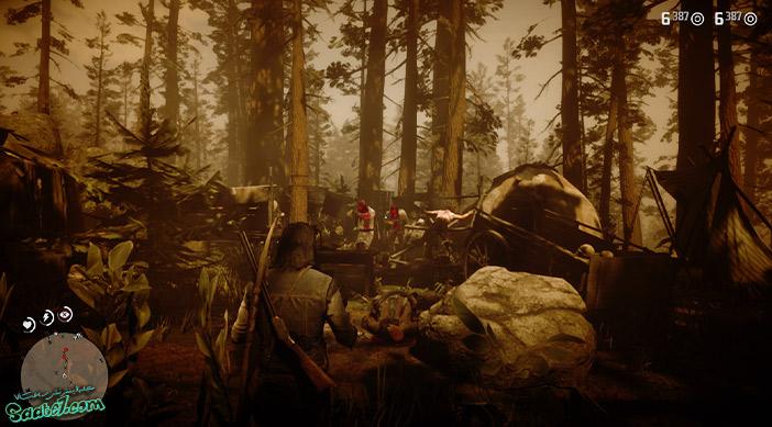 راهنمای بازی Red Dead Redemption 2 / مرحله : Uncle's Bad Day