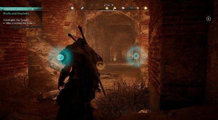 راهنمای بازی Assassins Creed Valhalla : ماموریت Walls and Shadows
