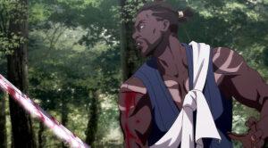 بررسی انیمه سریالی Yasuke