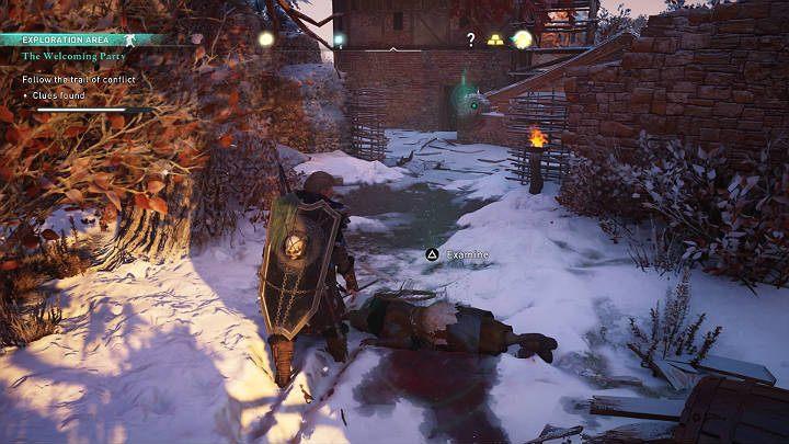 راهنمای بازی Assassins Creed Valhalla : ماموریت A warm welcome