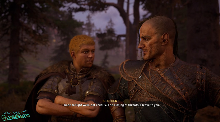 راهنمای بازی Assassins Creed Valhalla : ماموریت Bloody Path to Peace