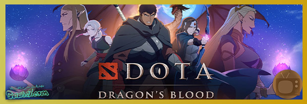 بهترین سریال های سال 2021 / سریال DOTA: Dragon's Blood فصل اول
