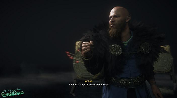 راهنمای بازی Assassins Creed Valhalla : ماموریت Firing the Arrow