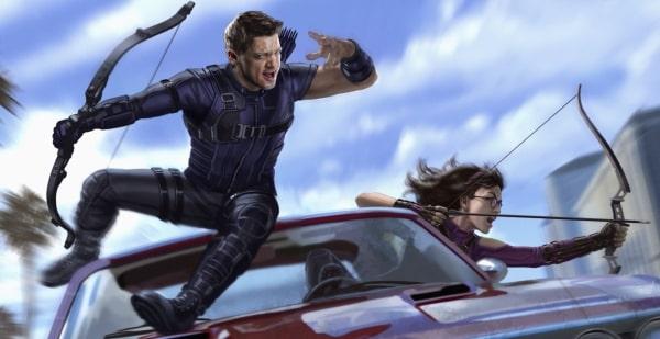 مورد انتظارترین سریال های سال 2021 / سریال Hawkeye