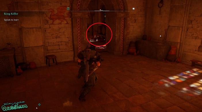راهنمای بازی Assassins Creed Valhalla : ماموریت King Killer