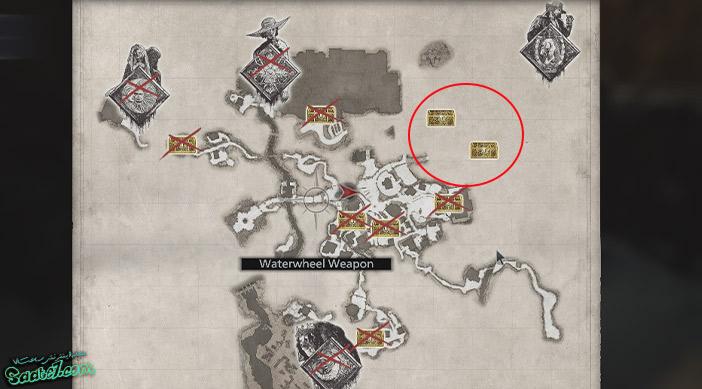 راهنمای بازی Resident Evil Village / گنج های منطقه Otto