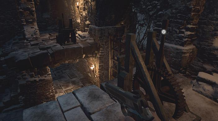 راهنمای بازی Resident Evil Village / قلعه (Stronghold)