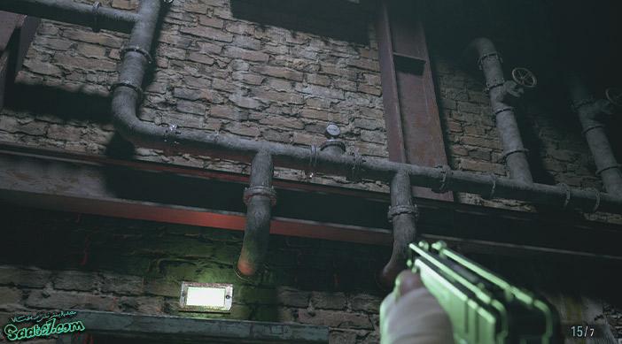 راهنمای بازی Resident Evil Village / کارخانه هایزنبرگ (Heisenberg's Factory) /Yellow Quartz