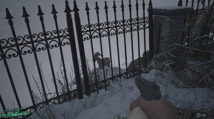 راهنمای بازی Resident Evil Village / به سمت خانه Beneviento