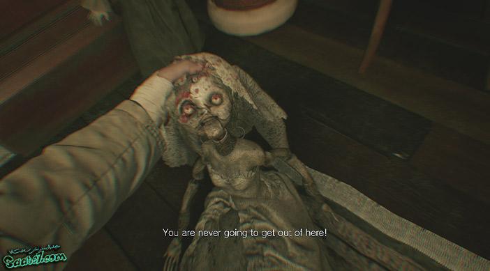 راهنمای بازی Resident Evil Village / آنجی و عروسک های خانه Beneviento