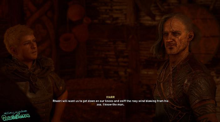 راهنمای بازی Assassins Creed Valhalla : ماموریت War Weary