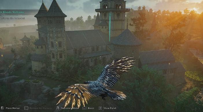 راهنمای بازی Assassins Creed Valhalla : ماموریت A Bloody Welcome