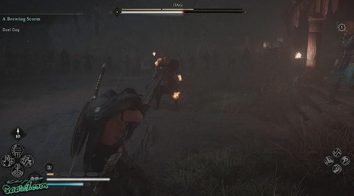 راهنمای بازی Assassins Creed Valhalla : ماموریت A Brewing Storm