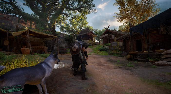 راهنمای بازی Assassins Creed Valhalla : ماموریت A new Home