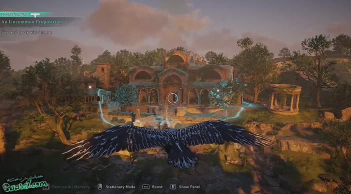 راهنمای بازی Assassins Creed Valhalla : ماموریت An Uncommon Proposition