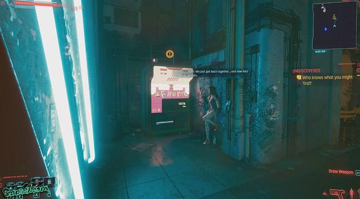 راهنمای بازی Cyberpunk 2077 / ماموریتهای فرعی Brendan