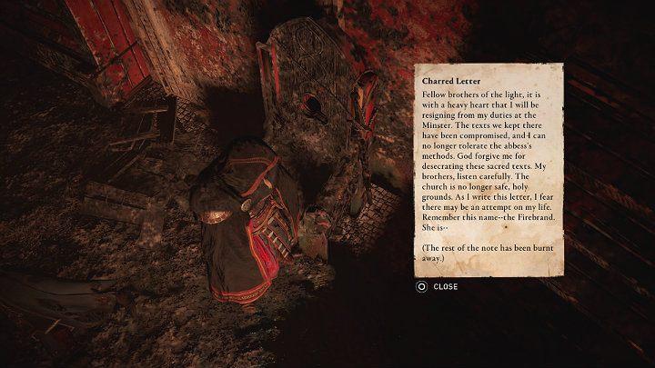 راهنمای بازی Assassins Creed Valhalla : ماموریت Burning the Firebrand