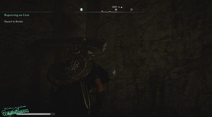 راهنمای بازی Assassins Creed Valhalla : بخش Cavern of Trials منطقه Cent