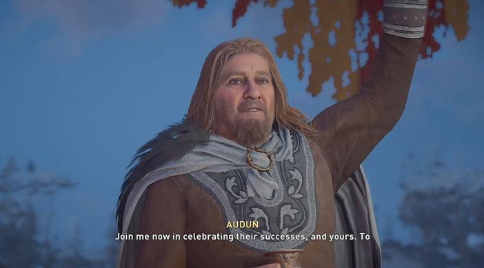 راهنمای بازی Assassins Creed Valhalla : ماموریت Closing the Vault