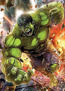 معرفی شخصیت Hulk / حقایق جالب در مورد شخصیت هالک