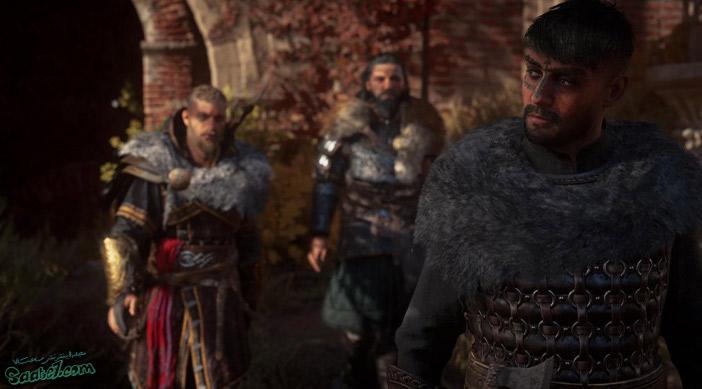راهنمای بازی Assassins Creed Valhalla : ماموریت Road To Hamartia