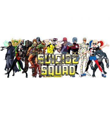 گروه Suicide Squad