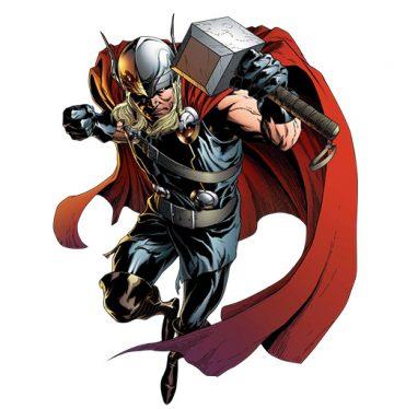 معرفی شخصیت Thor خدایِ رعد / آشنایی با شخصیت های دنیای Marvel