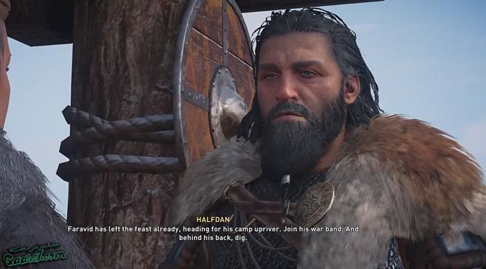 راهنمای بازی Assassins Creed Valhalla : ماموریت War In The North