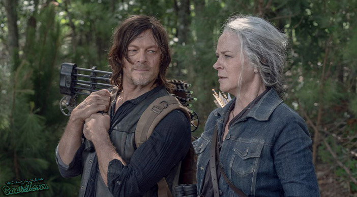 خلاصه فصل دهم سریال Walking Dead