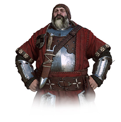 راهنمای بازی The Witcher 3 / ماموریت فرعی Gwent: Velen Players