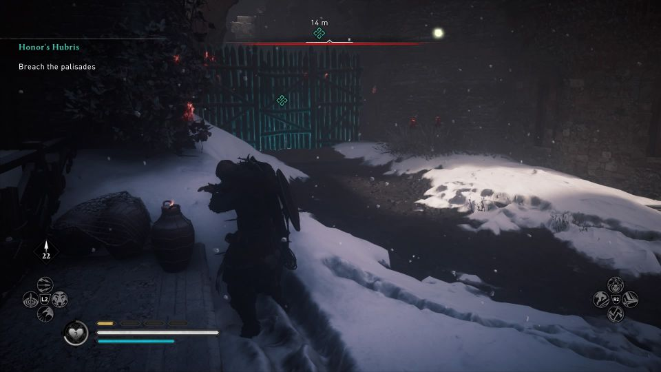 راهنمای بازی Assassins Creed Valhalla : ماموریت Honor's Hubris