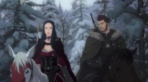 بررسی انیمه سینمایی The Witcher: Nightmare Of The Wolf