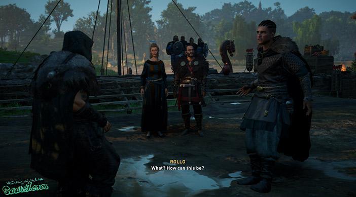 راهنمای بازی Assassins Creed Valhalla : ماموریت Twists and Turns