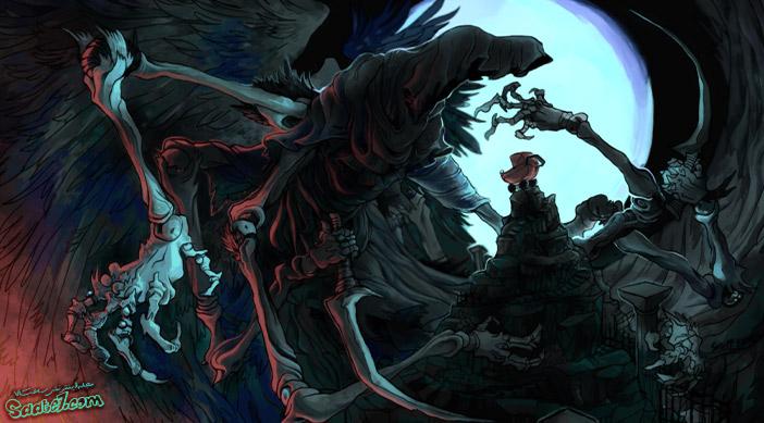 داستان بازی Bloodborne / سیر تاریخی وقایع و پایان بندی های بازی