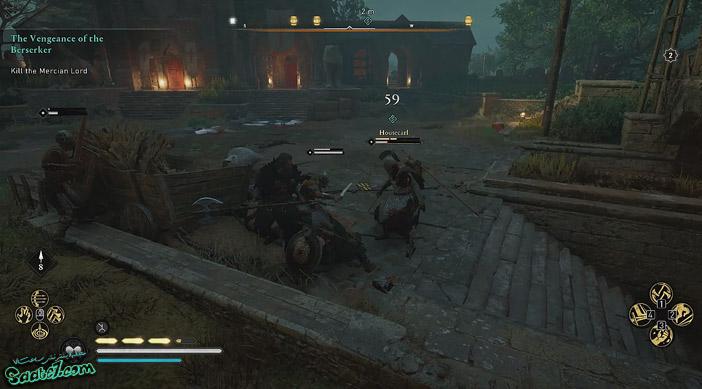 ماموریت The Vengeance of the Berserker