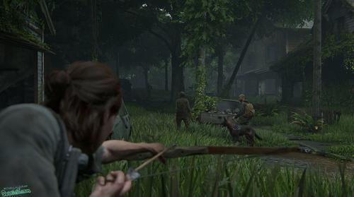 عکس های بازی بازی The Last of Us Part II
