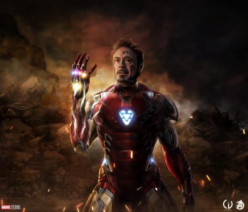 گالری والپیپرهای فیلم Avengers Endgame